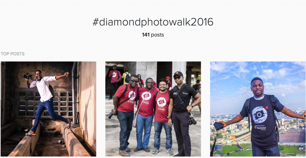 Uzoma Dozie Diamond PhotoWalk